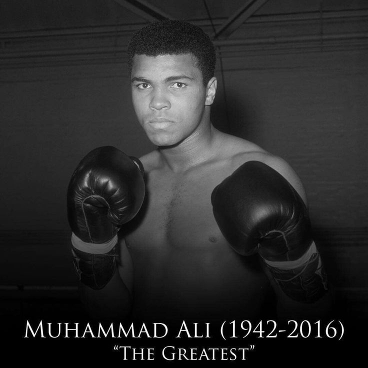 BREAKING: Three-time heavyweight boxing champion and Olympic gold medalist Muhammad Ali dies at age 74.