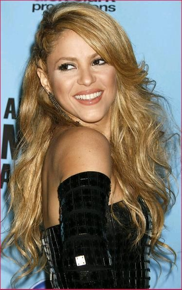 Shakira Hairstyles | sodirmumtaz