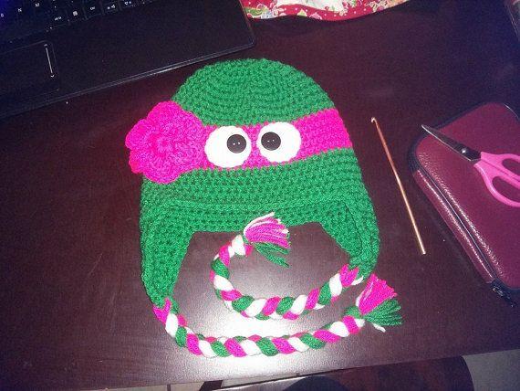 Girls Ninja Turtle Hat