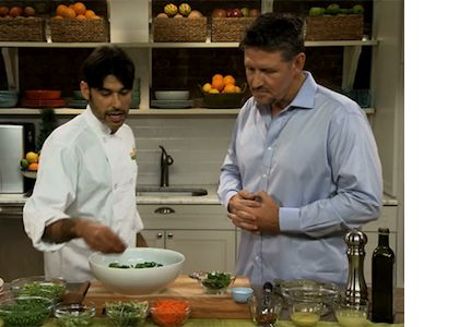 Chef Matteo's Spring into Action Salad | Reboot With Joe