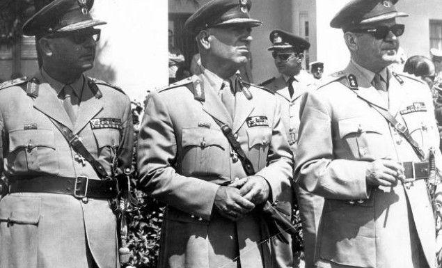 Το Πραξικόπημα της 21ης Απριλίου 1967 (pics & vids)