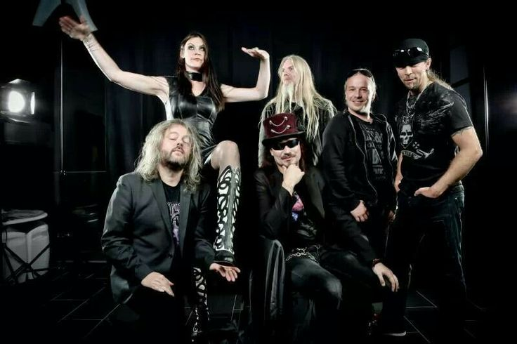 New Nightwish - is now a six piece band!