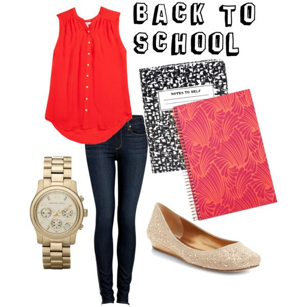 1000+ Images About First Day Of School Outfits On Pinterest