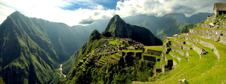 Machu Picchu: The enigmatic complex of Machu Picchu, the most important and beautiful legacy of the Incas.