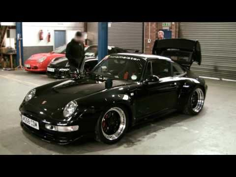 Ninemeister: Porsche - 993 - RSR - YouTube