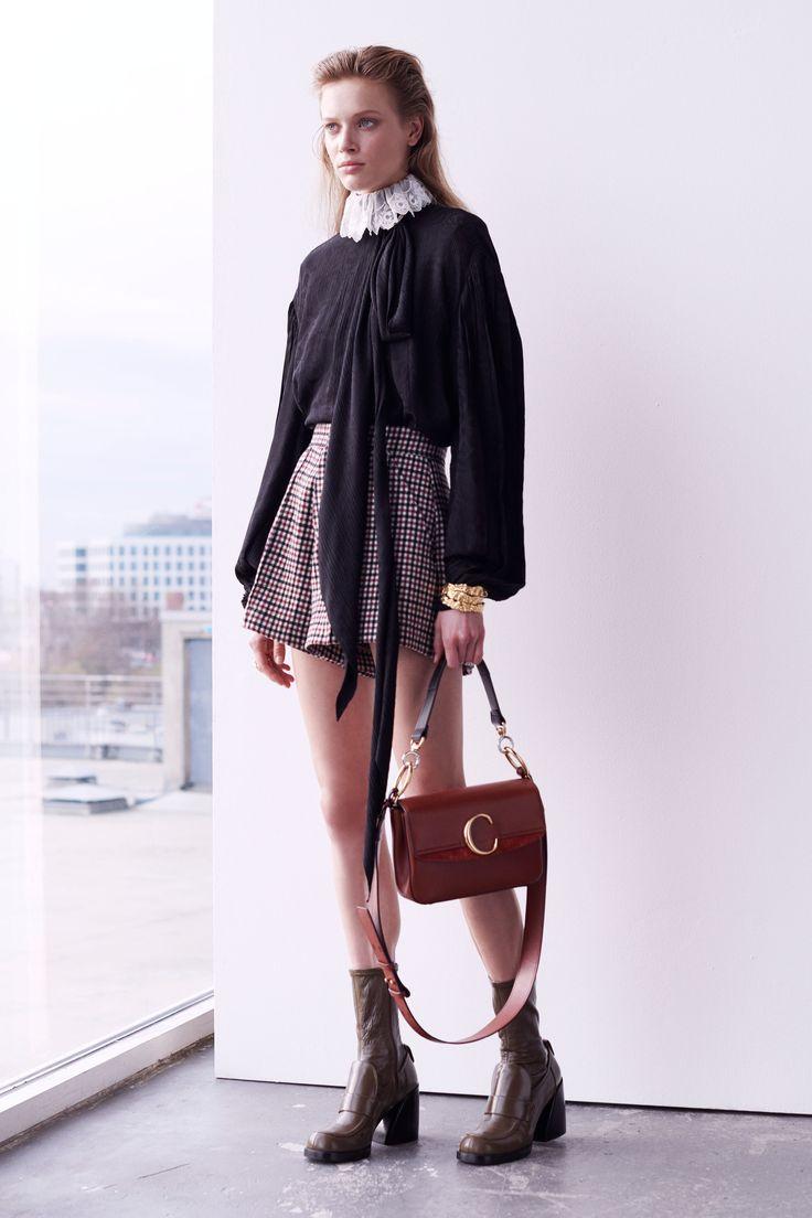Chloé Pre-Fall 2019 Fashion Show