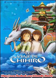 La cinta narra el increíble viaje de una niña llamada Chihiro hacia un mundo fantástico, bello y peligroso. Semejante aventura empieza en un pueblecito, donde l
