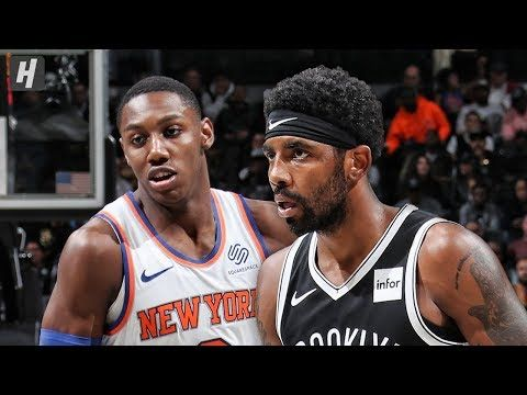 October 25, 2019 – VIDEO – New York Knicks vs Brooklyn Nets – Full Game Highligh…  – Sports News/Information, Memorable People & Moments – USA, Canada, and International Sports