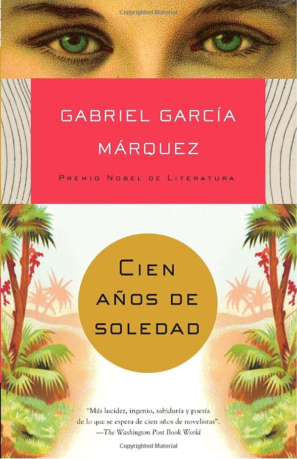 One Hundred Years of Solitude by Gabriel Garcia Marquez. One of the best books I've ever read