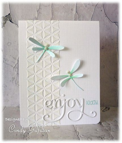 Enjoy Today by frenziedstamper - Cards and Paper Crafts at Splitcoaststampers