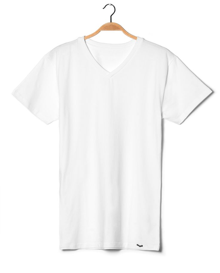 Custom Tailored T-Shirt With Pocket