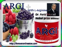 Argi+,Forever Arctic Sea,and Forever Aloe Gel.Did you know that the human heart pumps 2,500 gallons of blood a day? That's one hardworking muscle,but the average American makes the heart's job even harder by eating a nutrient-deficient diet of processed foods. No wonder cardiovascular disease account for I out of every 3 deaths in the U.S. Luckily, Forever Living offers three amazing products that will help you earn all A's for heart health.