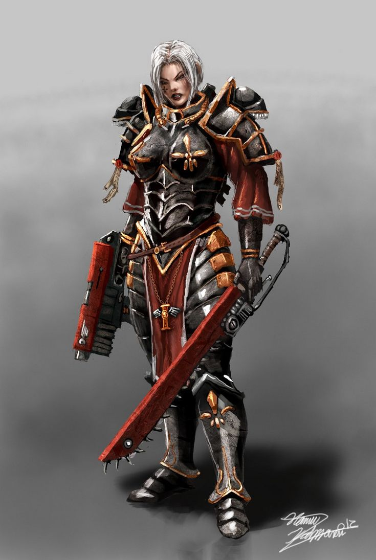[W40K] Collection d'images : Inquisition/Chevaliers Gris/Sœurs de Bataille - Page 2