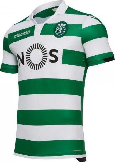 2c4e7a14f309e Sporting CP 18 19 home Futebol