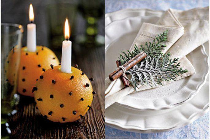 На пороге любимый многими праздник, и хочется украсить дом нетривиально, внести в интерьер что-то интересное, необычное. Очень здорово смотрятся украшенные свечи. В результате поисков интернет выдал много симпатичных идей. Приглашаю полюбоваться!