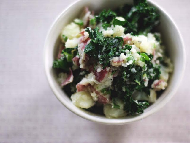 Irish Colcannon (dairy-free) | Vegetables & Side Dishes | Pinterest