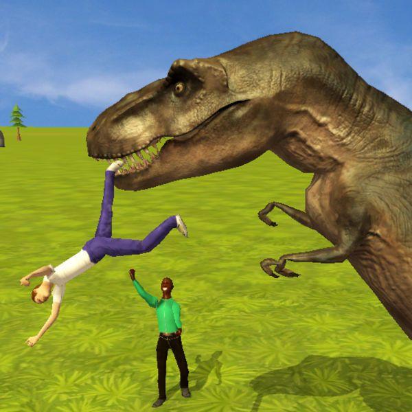 Download IPA / APK of Dinosaur Simulator 3D for Free - http://ipapkfree.download/6142/