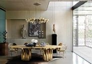 Get the best lighting and furniture inspiration for you interior design project! Look for more midcentury home decor inspirations at http://essentialhome.eu/
