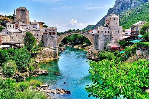 mostar bosnia turystyka atrakcje wycieczki informacje