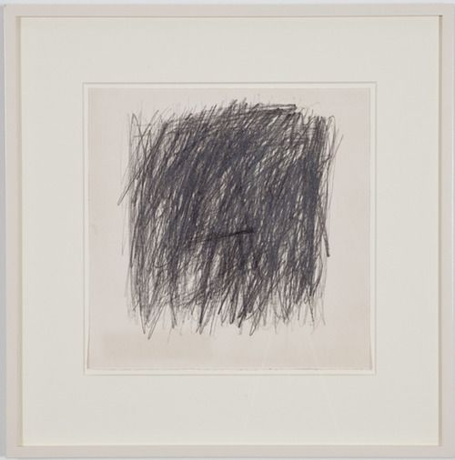 Untitled - Cy Twombly #art