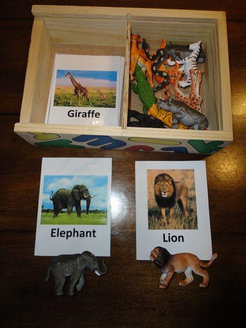 Ik zou een dieren memory doen.Met de dieren op een kaartje en de naam er bij en het ander moeten ze het juiste dier er bij leggen bij de kaartjes.