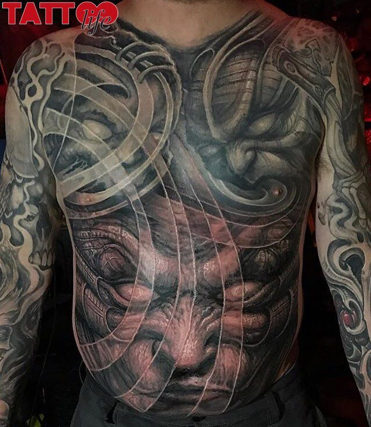 Work by @paulbooth  Last Rites Tattoo, USA  #tattoo #tattoolife #tattoolifegallery #tattoolifeblog #tattoolifemagazine