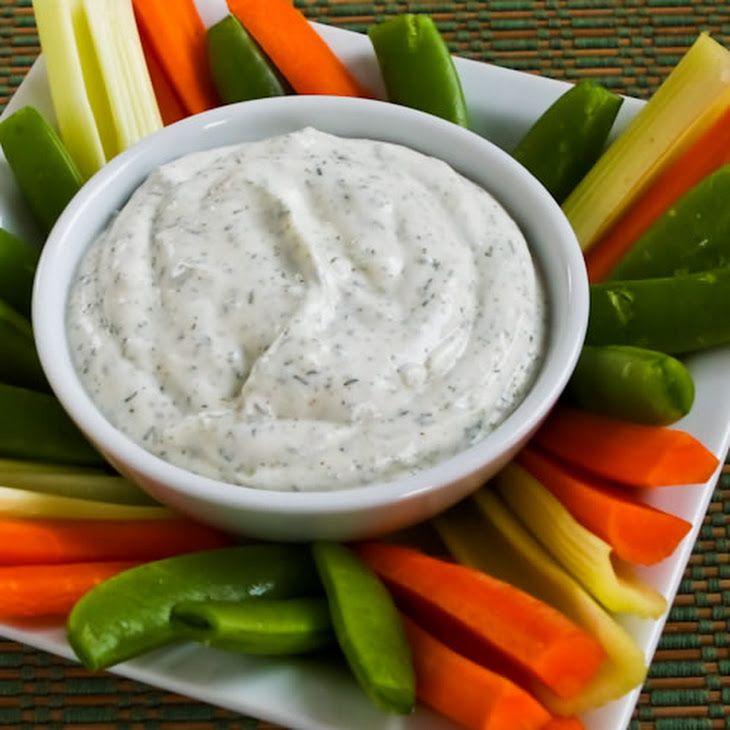 recipe: easy vegetable dip yogurt [2]