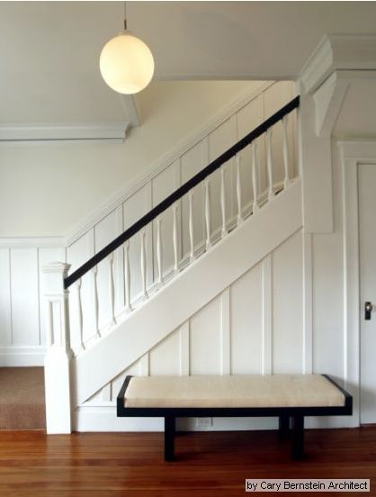 17 Best Images About Staircase Art Wainscoting Etc On