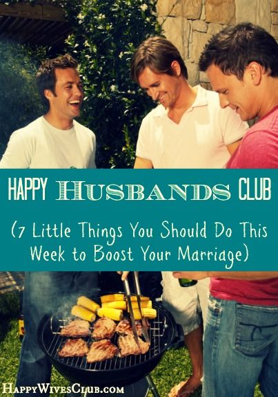 Happy Husbands Club