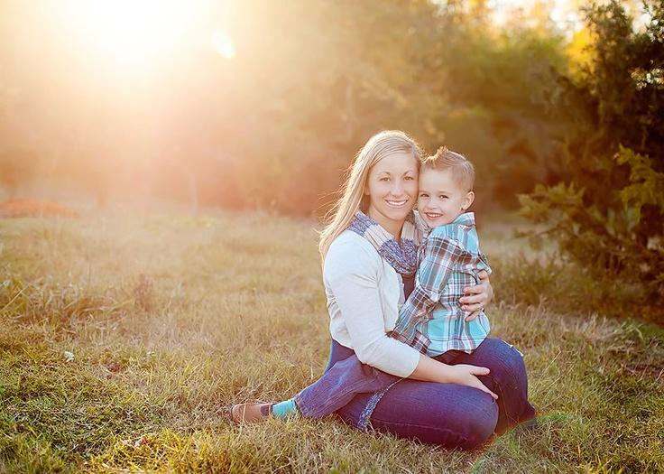 Laura Brett & son