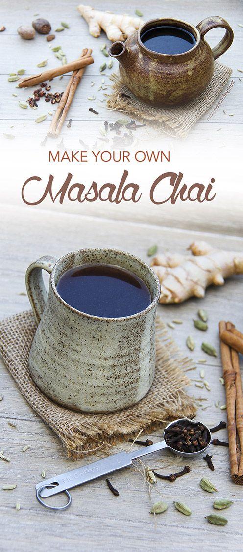 Create your own Masala chai! http://www.wartalooza.com/treatments/salicylic-acid-treatment-for-warts