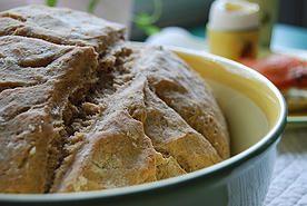 Speltbrød med gulrot