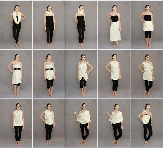 Multifunctional Clothing | The Minimalist Mom
