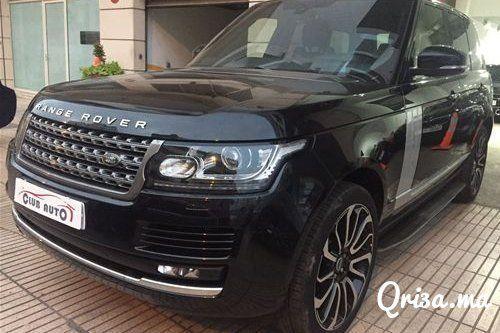 2014, Land Rover, Voiture, Range Rover, Casablanca