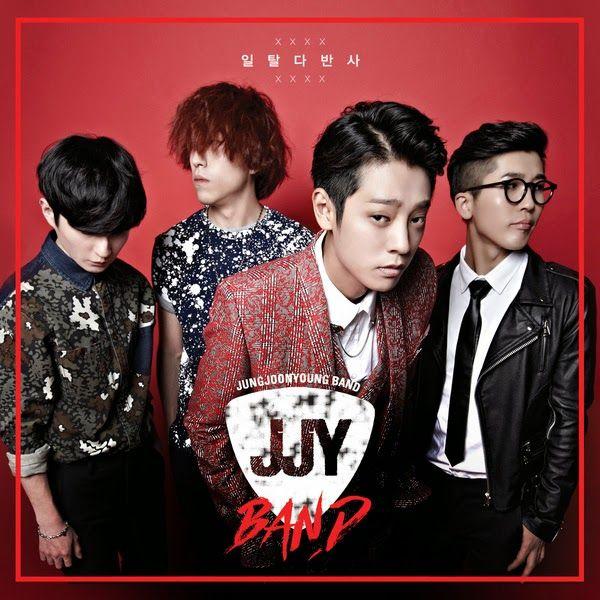 JJY Band. Nuevo álbum