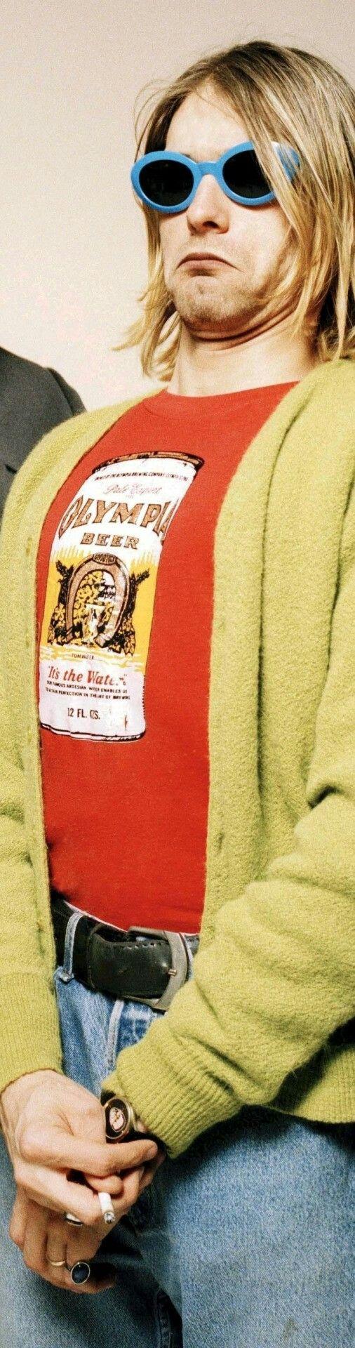 World, this is Kurt Cobain