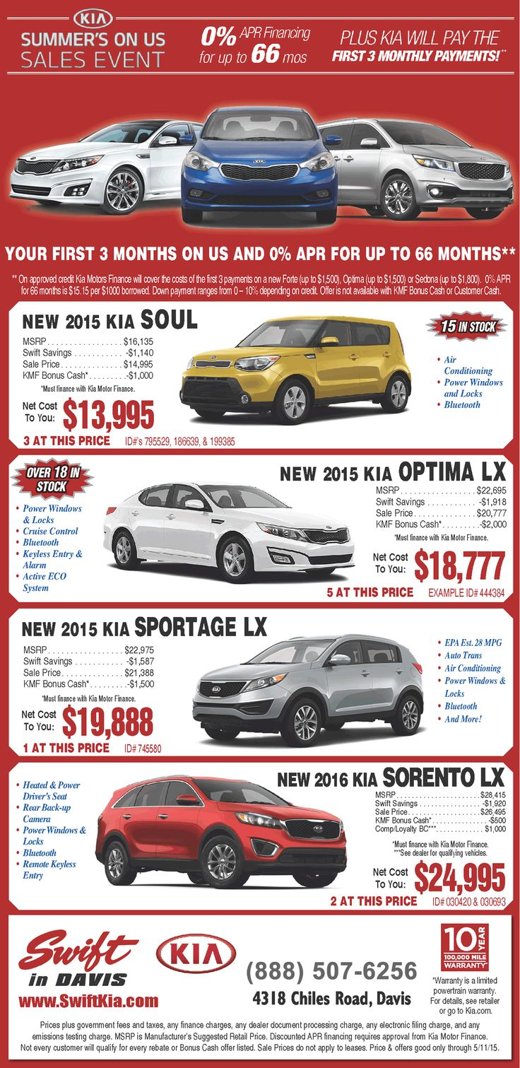 memorial day sales cars