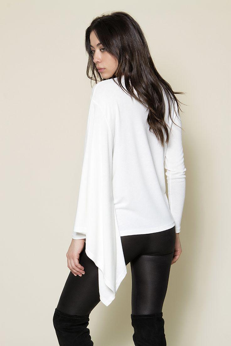 Asymmetric Top - ΡΟΥΧΑ -> Μπλούζες | Made of Grace