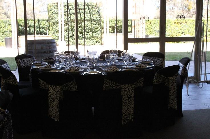 #cravats #sashes #leopardprint #birthday #birthdayparty