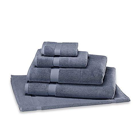Wamsutta® 805 Turkish Cotton Bath Towel in Twilight