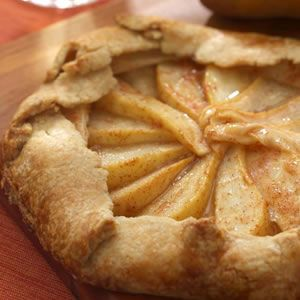 Who says you can't have your tart and eat it, too? This deceptively simple fall dessert is made for...