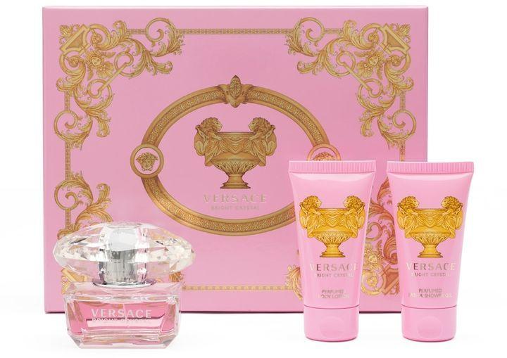 Versace Bright Crystal Women's Perfume Gift Set