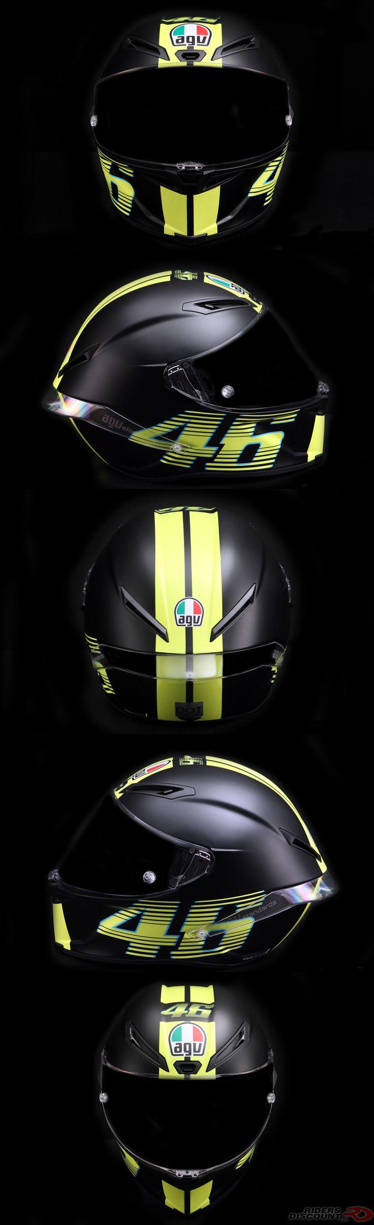 57 Best Capacetes Images On Pinterest Motorcycle Helmet New Arai Vector X Hutchinson Tt Helm Full Face Black Red Agv Corsa R Valentino Rossi V46
