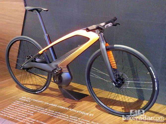 peugeot edl 132 concept is designed to be a fast e bike. Black Bedroom Furniture Sets. Home Design Ideas