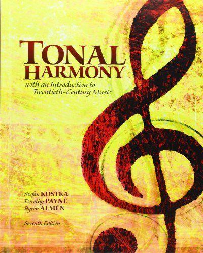 Tonal+Harmony+7th+Edition+(+eBook+)