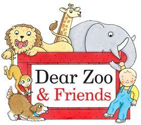 Dear Zoo & Friends - Rod Campbell - website