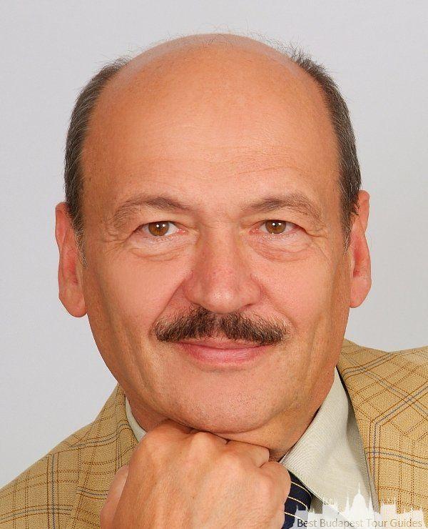 István jP. Я лицензированный гид по Будапешту и Венгрии