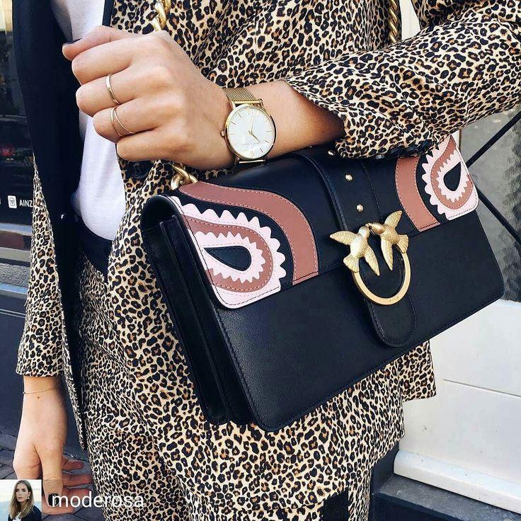 @Regrann_App from @moderosa - New #pinko bag via @zalando #loveit #moderosa #zalando #larssonjennings #rg by #vtofighi . If you agree with #repost just double click on it. Hope you like it - #regrann
