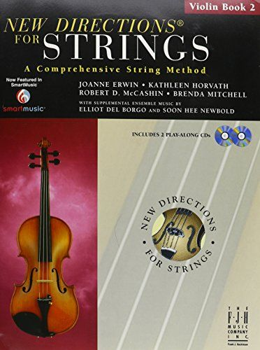 New Directions for Strings Violin Book 2 by Joanne Erwin https://www.amazon.com/dp/1569397066/ref=cm_sw_r_pi_dp_x_g-U8ybBYS2HV5