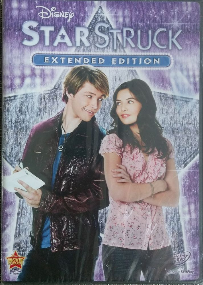 Disney: StarStruck - Extended Edition (DVD 2010 Musical